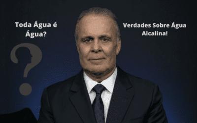 Qualquer Água é Água? By Dr Lair Ribeiro// Verdade Sobre Água Alcalina