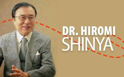 Dr. Hiromi Shinya – Como manter o intestino saudável.