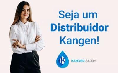 Seja um Distribuidor Kangen